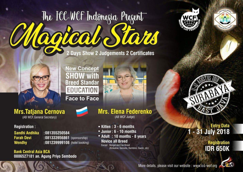 1st show surabaya icc wcf